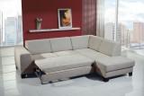 Rozložená sedací souprava Aksamite, model Amor